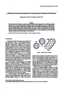 A Molecular Dynamics Simulation for the