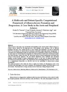 A Multiscale and Patient-specific Computational ... - ScienceDirect