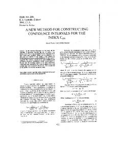 A NEV METHOD FOR CONSTRUCTING