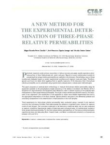 a new method for the experimental deter- mination ... - SciELO Colombia