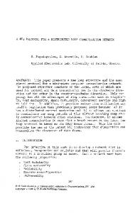 A NEW PROTOCOL FOR A DISTRIBUTED LOOP ... - Springer Link