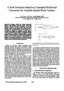 A New Structure Based on Cascaded Multilevel ... - IEEE Xplore