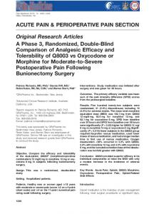 A Phase 3, Randomized, DoubleBlind Comparison of ... - BioMedSearch