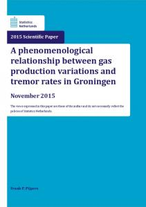 A phenomenological relationship between gas production ... - CBS