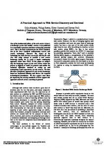 A Practical Approach to Web Service Discovery and ... - IEEE Xplore