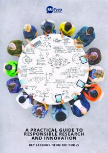 a practical guide to responsible research and innovation - RRI Tools