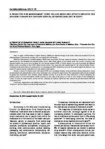 a proactive risk management using failure mode and effects analysis