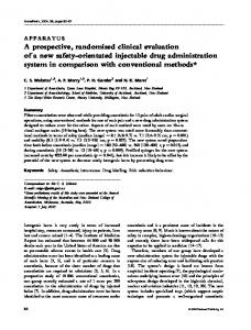A prospective, randomised clinical evaluation of ... - Wiley Online Library
