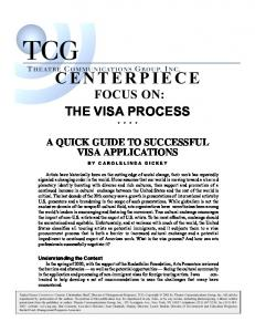 A Quick Guide to Successful Visa Applications