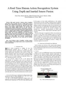 A Real-Time Human Action Recognition System Using Depth and ...