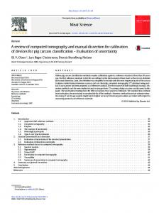A review of computed tomography and manual