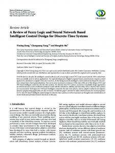 A Review of Fuzzy Logic and Neural Network Based Intelligent Control