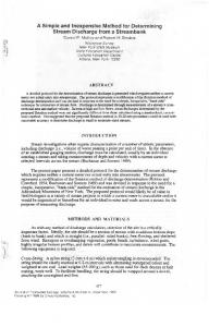 A Simple and Inexpensive Method for Determining ...