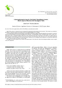 A Spectrophotometric Assay for Total Garlic ...