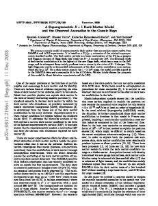 A Supersymmetric BL Dark Matter Model and the Observed Anomalies ...