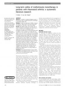 a systematic literature research - BioMedSearch