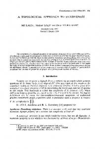 A topological approach to evasiveness - Springer Link
