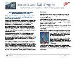 AAA Destination Guide: Official AAA maps, Essentials ...
