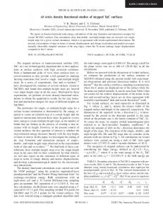 Ab initio density functional studies of stepped TaC surfaces