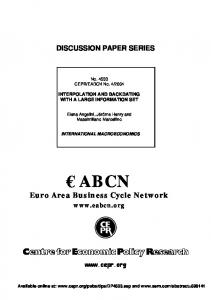 ABCN - (SSRN) Papers