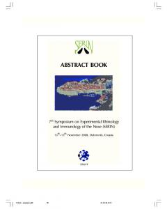 ABSTRACT BOOK
