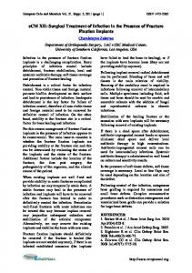 abstract format for biomechanica iv - eCM