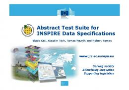 Abstract Test Suite for INSPIRE Data Specifications