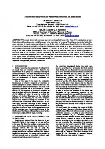 ABSTRACT The study of renewable energy sources ... - COMBIO Project