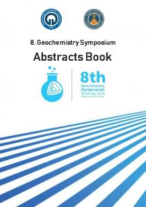 Abstracts Book