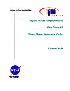 AC Course Guide - Nasa