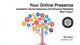 Academic Social Networks and Personal Websites ...