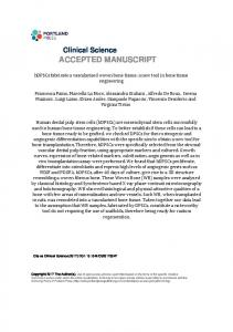 accepted manuscript - Clinical Science