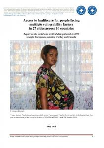Access to healthcare for people facing multiple vulnerability factors in