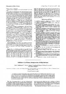 Addition to 2,4-Dienes. Halogenation of Ethyl ... - ACS Publications