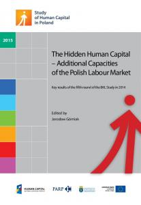 Additional Capacities of the Polish Labour Market - Bilans Kapitału ...