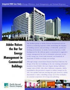 Adobe - Pacific Gas and Electric Company