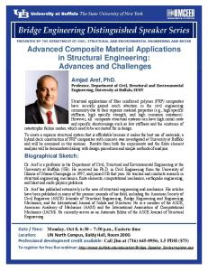 Advanced Composite Material Applications in Structural ... - MCEER
