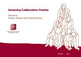 Advancing Collaboration Practice - ARACY