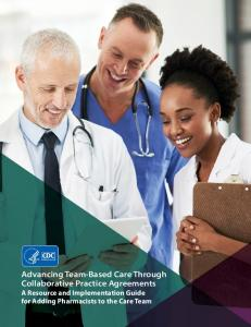 Advancing Team-Based Care Through Collaborative Practice ...