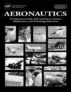 Aeronautics Educator Guide pdf - NASA