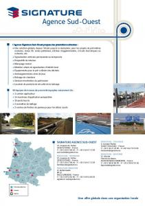 Agence Sud-Ouest - Signature