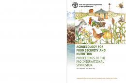 Agroecology for Food Security and Nutrition