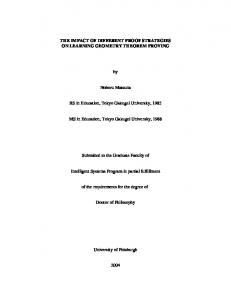 AGT Dissertation - NCSU COE People