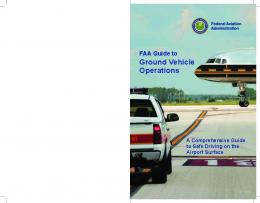 Airport Ground Vehicle Operations