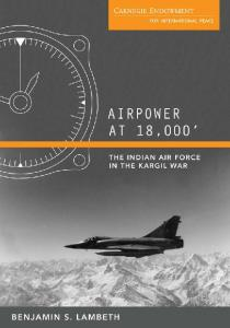Airpower at 18000': The Indian Air Force in