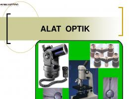 ALAT OPTIK - wayansupardi