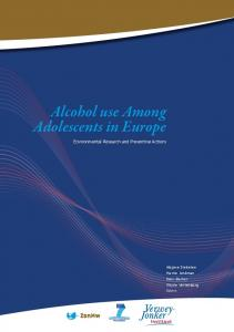 Alcohol use Among Adolescents in Europe