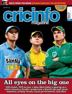 All eyes on the big one ODI cricket, 1975 to now - ESPN Cricinfo