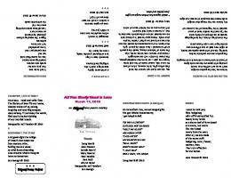 All You Really Need is Love - for Towers.pdf - Origami Poems Project