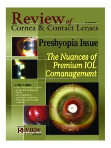 also inside - Review of Cornea and Contact Lenses